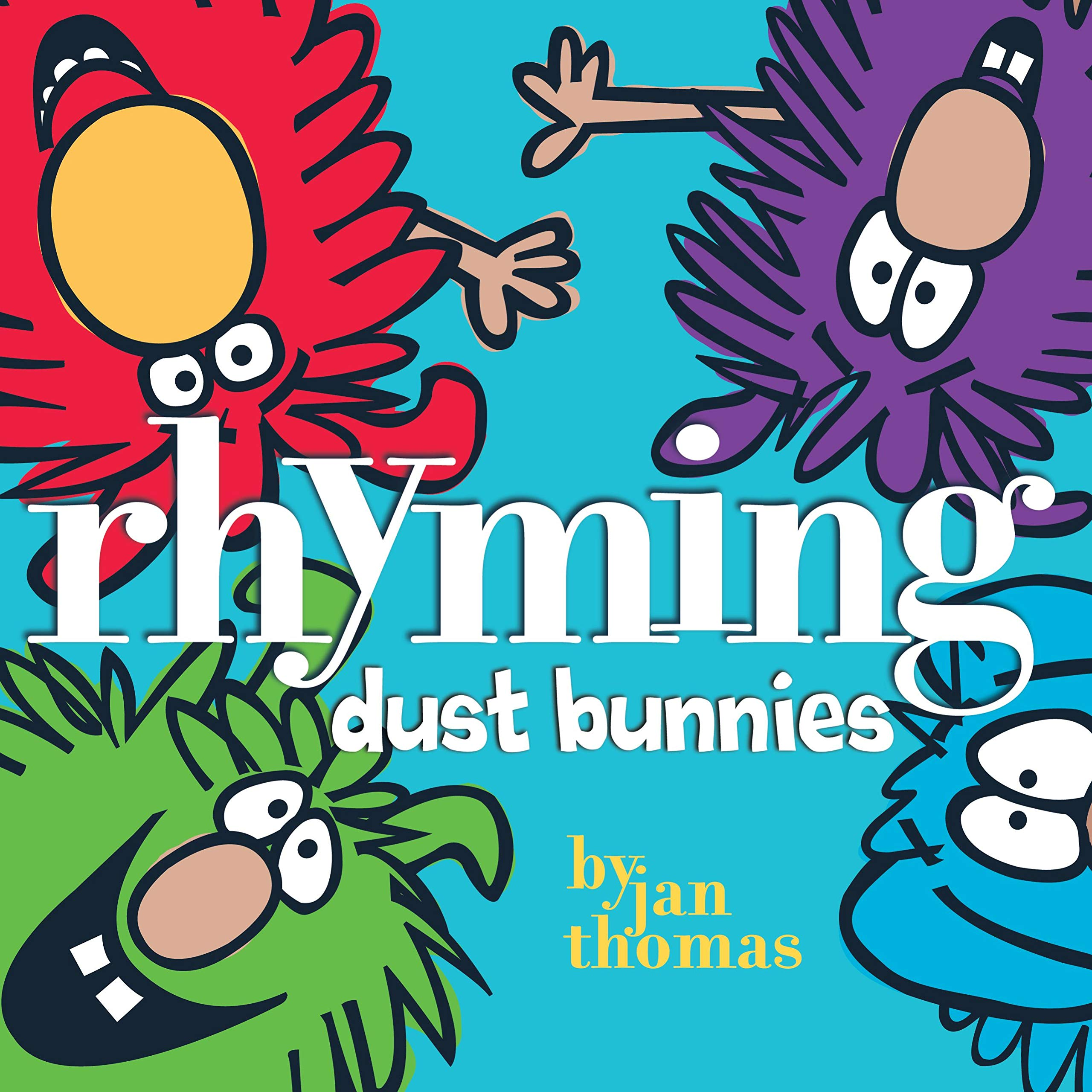 must have rhyming books